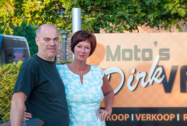 Dirk & Marion zijn al jaren een sterk team voor hun zaak!